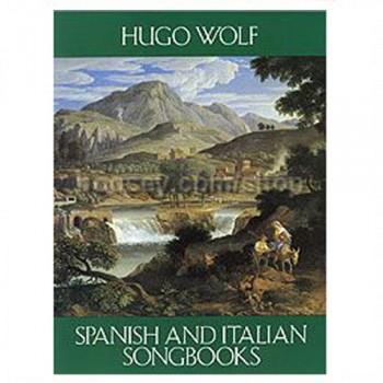 Hugo Wolf Spanish and Italian Songbooks