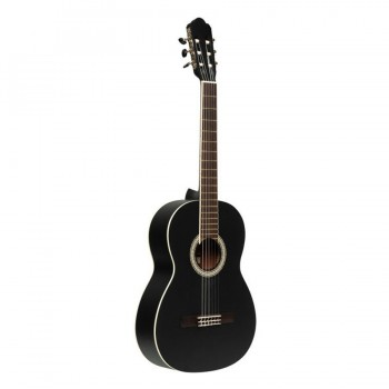 Stagg SCL70 black full size Spruce