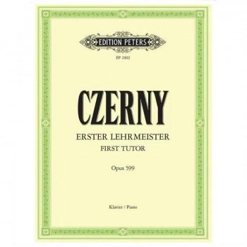 Ragtime CZERNY Opus 599