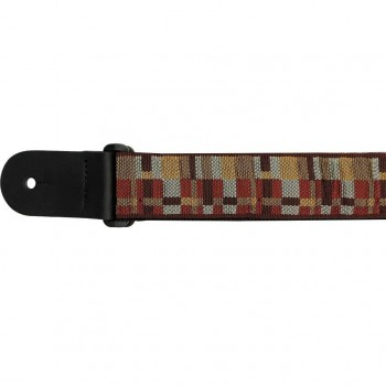 Planet Waves 50E04 50mm Blocks Guitar Strap