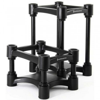 ISO acosutics ISO-L8R130 Small Acoustic Isolation Stands (pair)