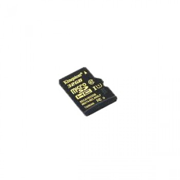 Kingston Gold 32GB microSD UHS-I Speed Class 3 (U3)