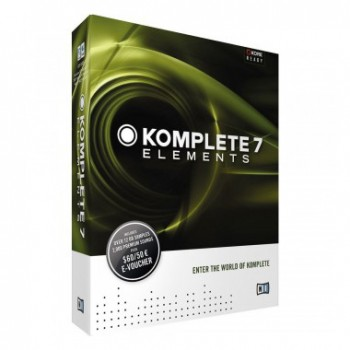 Native Instruments KOMPLETE 7 ELEMENTS Software