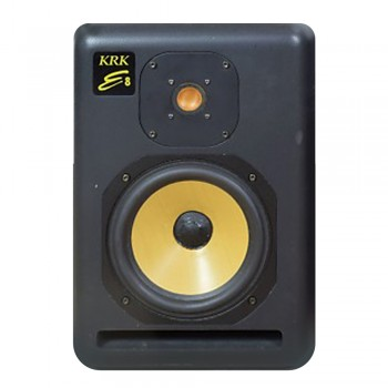 KRK Expose E8 Powered Studio Monitor (each)