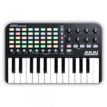 Akai APC 25 keyboard