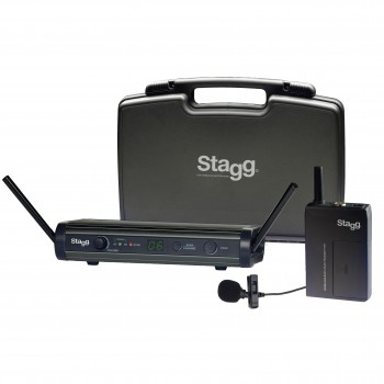 Stagg Lavalier Wireless Mic