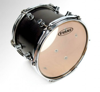EVANS TT13G1 13 Inch G1 Clear Drumhead