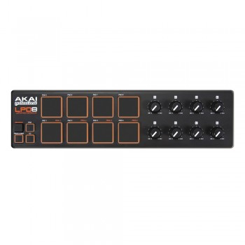 Akai Professional LPD8 Mini Pad Controller