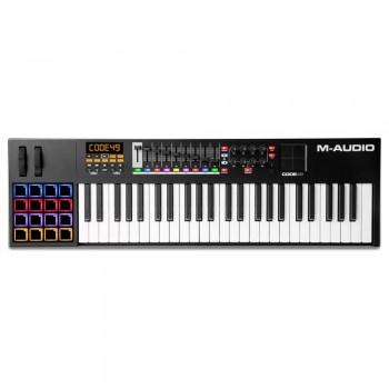 M-Audio Code 49 USB MIDI Controller - Black