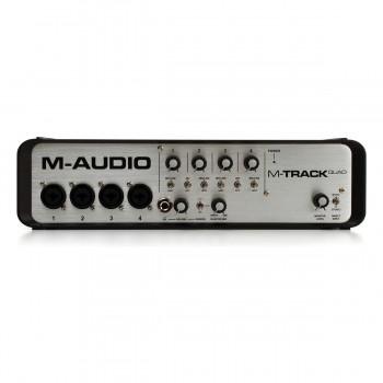 M-audio Quad 4 Inputs