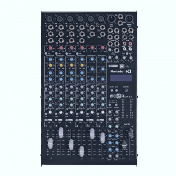 Montarbo MC-R8FX portable mixer