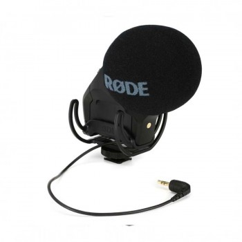 Rode Stereo VideoMic Pro Rycote Camera-mount Stereo Microphone