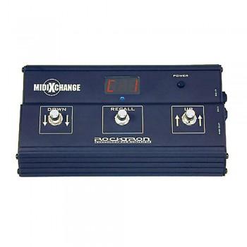 Rocktron Midi Xchange Portable Midi Foot Controller