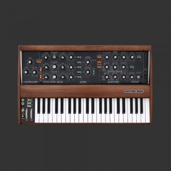 Ableton Moog soft synthesizer