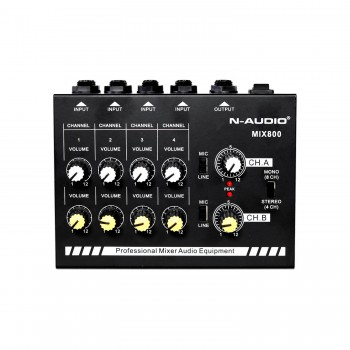 N-audio MIX800
