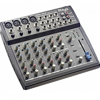 Stagg Multi-Channel Stereo Mixer