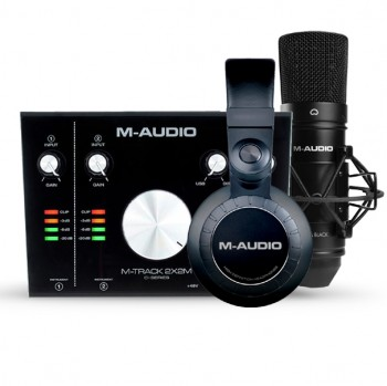 M-audio MTRACK2X2S PRO PACKAGE