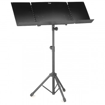 Stagg MUS-A6 BK Orchestral Music Stand