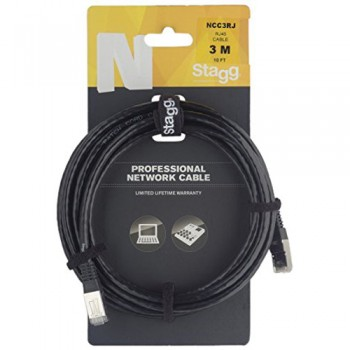 Stagg NCC3RJ 3m  Network Cable
