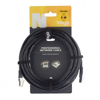 Stagg NCC5RJ 5m Network Cables