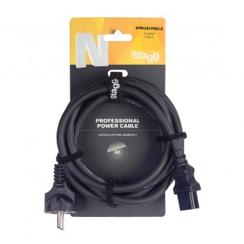 Stagg NPW1.5IECFPEU15 1,5m Power Cable