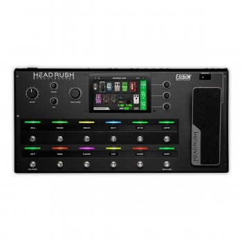 Headrush Pedalboard Amp and FX Modeling Processor