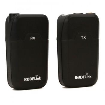 Rode Filmmaker Kit Camera-Mount Wireless Lavalier Microphone System