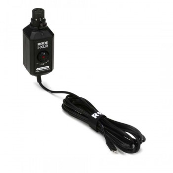Rode iXLR Digital XLR Interface for iOS Devices