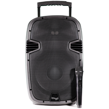 Stagg RE-VOLT12U 2-Way Active Trolley Speaker