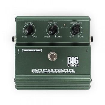 Rocktron Big Crush Compressor Guitar Effects pedal
