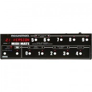 Rocktron Midi Mate Foot Pedal