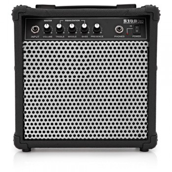 Stagg 15W Electric Bass Guitar Amplifier