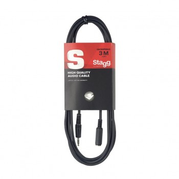 Stagg SAC3MPSMJS 3m Audio Cable