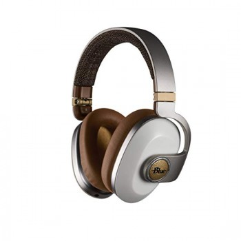 Blue Microphones Satellite Premium Wireless Noise-Cancelling Headphones with Audiophile Amp