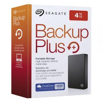 Seagate 4TB external harddrive
