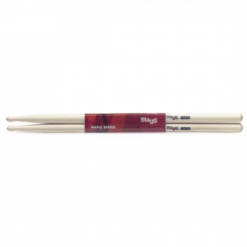 Stagg SM2B Maple Sticks Wooden Tip
