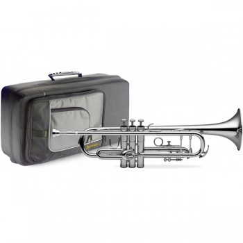 Levante TR4201 BB Trumpet With Soft Case
