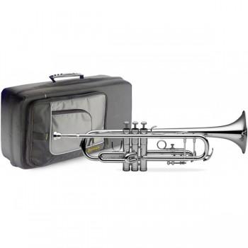 Levante TR4201 BB Trumpet With Soft Case