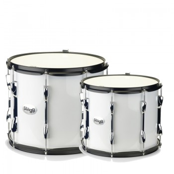 Stagg Bass and Tenor Marching Drums