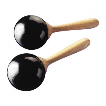 Stagg Maracas black