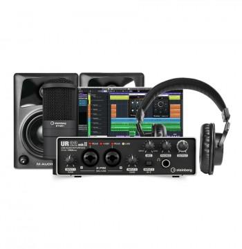 Steinberg UR22mkII Full Recording Pack
