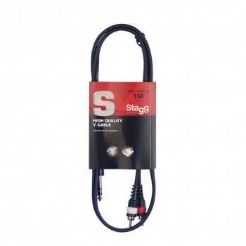 Stagg SYC1/PS2CM 1m Y Cable