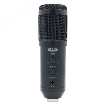 Cad Audio U49 USB Studio Microphone