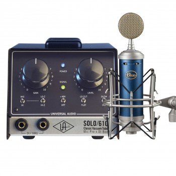 Universal Audio SOLO/610 Bundled with Blue mic SL