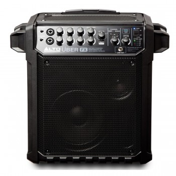 Alto UBER FX 100W Portable PA Speaker with Bluetooth and FX