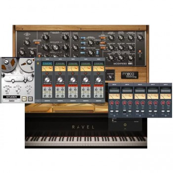 Universal Audio LUNA Creator Plug-in Bundle