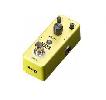 Stagg Blaxx Chorus Electric Guitar Effect Pedal