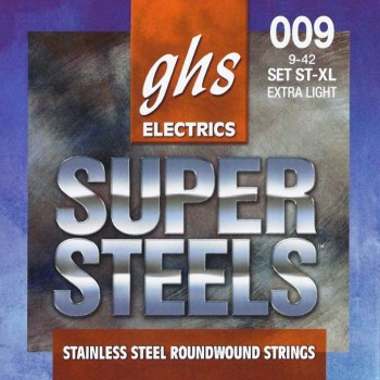 GHS ST-XL Set Super Steels Stainless Steel 009 Extra
