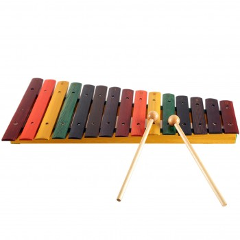 Stagg 12 j15 Key Rainbow Xylophone
