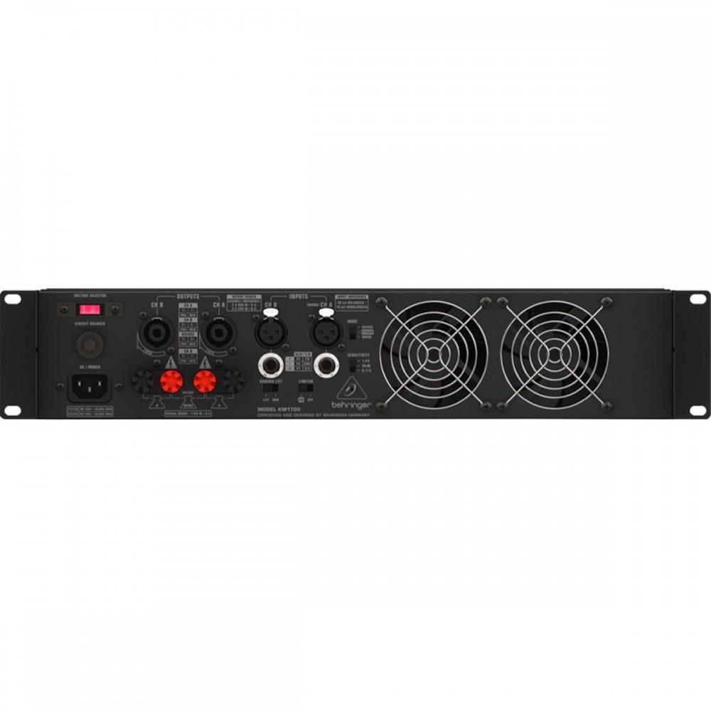 Behringer Km1700 Power Amplifier